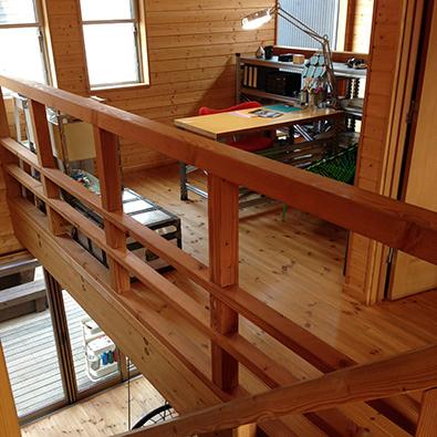 BESSのワンダーデバイス2階
