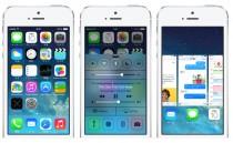 iPhone5をiOS7にバージョンアップしました☆