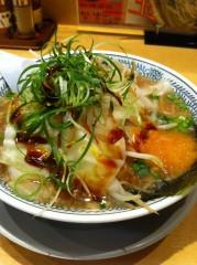 丸源ラーメン:野菜肉そば
